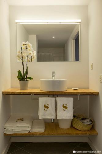 Habitación Doble - Uso individual Hotel Secrets Priorat 1