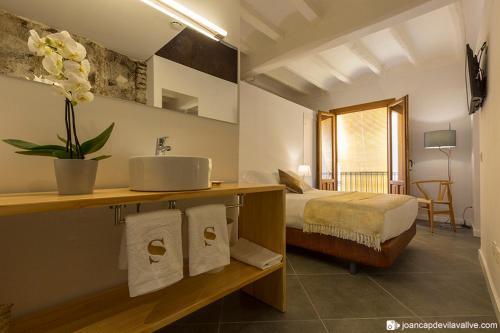 Habitación Doble - Uso individual Hotel Secrets Priorat 7