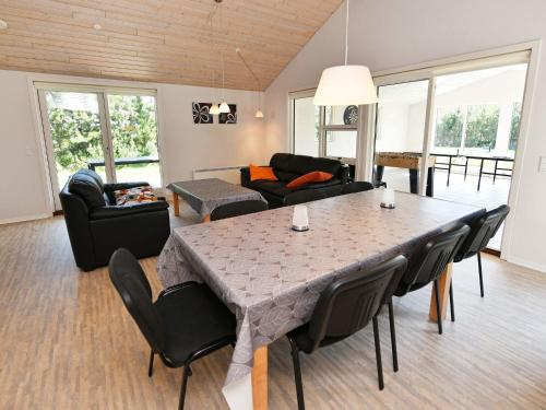 Three-Bedroom Holiday home in Ansager 5 in Ansager