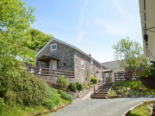 Charming holiday home in Llangurig with Garden,