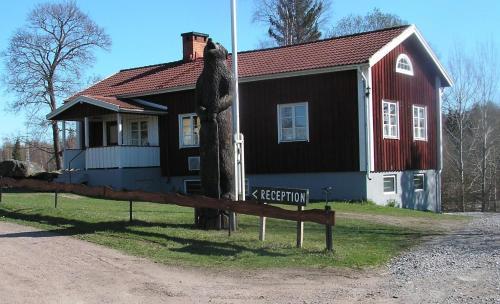Munkebergs Stugor & Vandrarhem, Filipstad