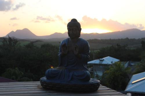 Buddha Bleu, Basse-Pointe