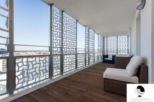 Class Appart Appartement T3 70m² Montpellierport Marianne 34070