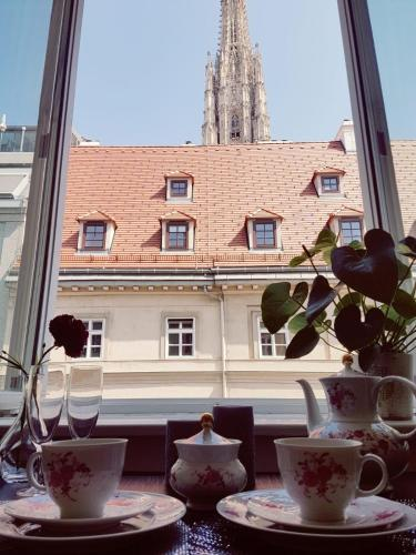 Stay in the City Center Vienna - Stephansplatz, 1010 Wien