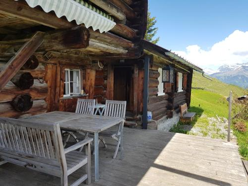 Accommodation in Fideris
