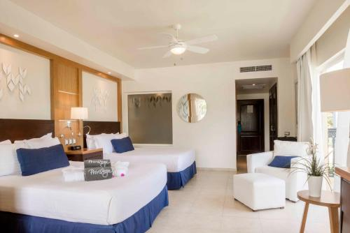 Privilege Junior Suite with Pool View (2 Adults) - Free WiFi