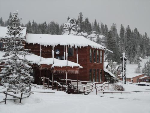 The Lodge At Lolo Hot Springs - Lolo, MT 59847