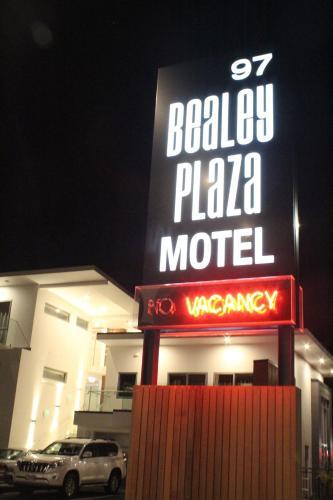 Bealey Plaza Motel - Accommodation - Christchurch