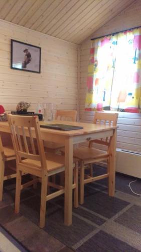 Hotel-overnachting met je hond in JVT Cabins - Kiruna