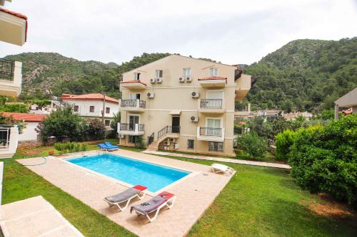 Marmaris Rose Home Icmeler Daily Weekly Rentals adres