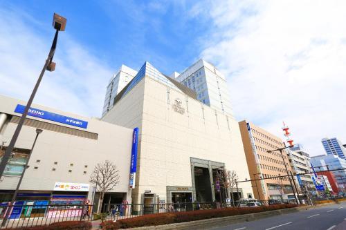 宇都宫东武格兰德酒店