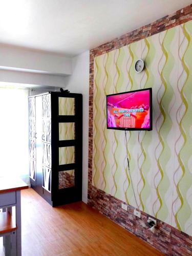 [マカティ]スタジオ アパートメント(21 m²)/1バスルーム