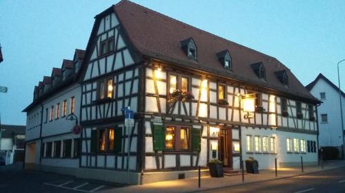 Hotel-overnachting met je hond in Zum Schwanen Steinbach - Steinbach im Taunus