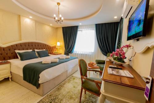 Trabzon Andalouse Suit Hotel odalar