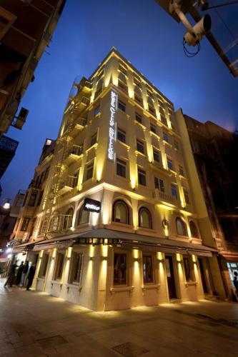 Istanbul Pera City Suites tatil