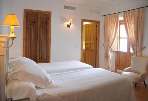 Habitación Doble Boutique - 1 o 2 camas Hotel Puerta de la Luna 10