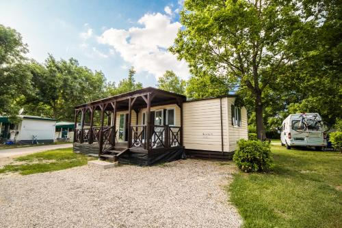 . Mobile Homes with Thermal Riviera Tickets in Terme Čatež