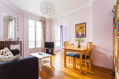 30m² flat close to Bercy