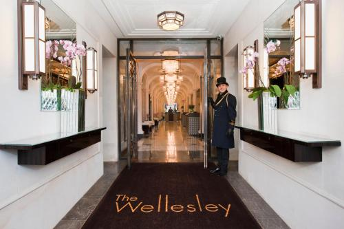 The Wellesley Knightsbridge, a Luxury Collection Hotel, London impression