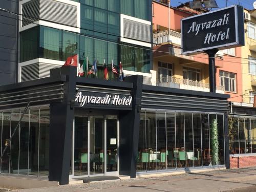 Bergama Ayvazali Hotel