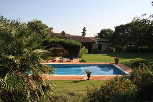 . Mas Vilosa Bed and Breakfast