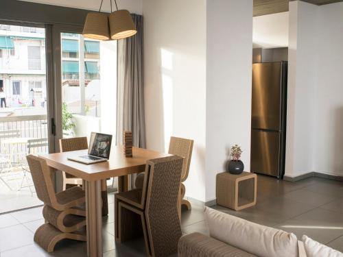 Papercutshome lounge/Eco/experience 80 sqm zdjęcia pokoju