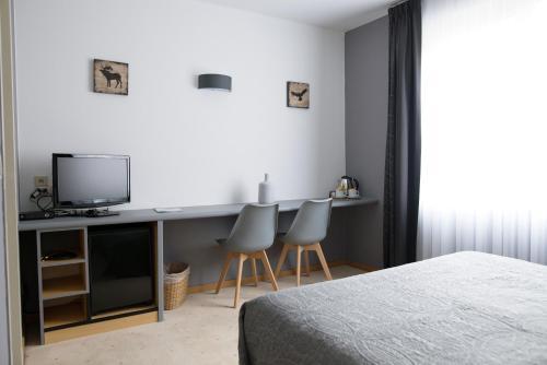 Hotel De Fierlant, 1190 Brüssel