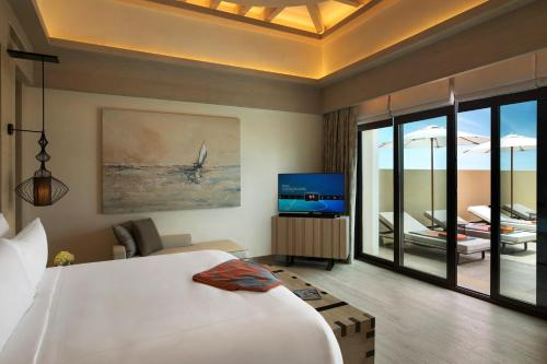Saadiyat Rotana Resort and Villas photo 47