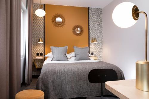 Hôtel Paris La Fayette impression