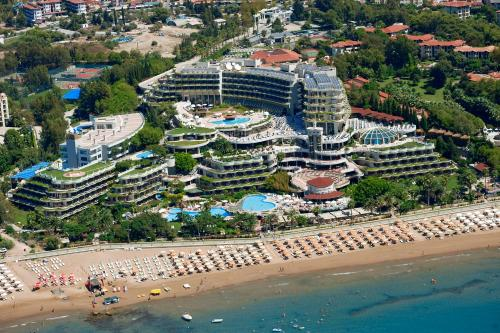 Side Crystal Sunrise Queen Luxury Resort & Spa - Ultra All Inclusive odalar