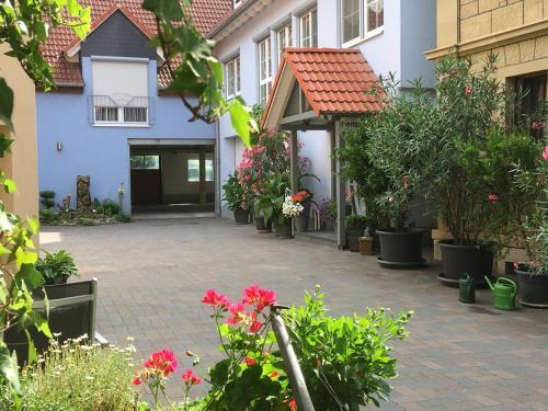 Pension am Schlossberg - Reichenberg