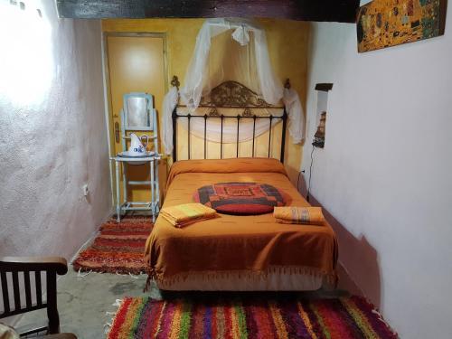 Accommodation in Pampaneira