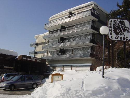 Apartment Jeanne d'Arc H48 Crans Montana