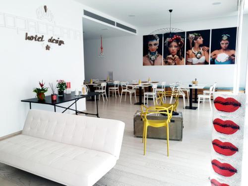 . Copacabana Hotel Design