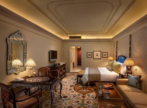 Africa Avenue, Diplomatic Enclave, Chanakyapuri, New Delhi, Delhi 110023, India.