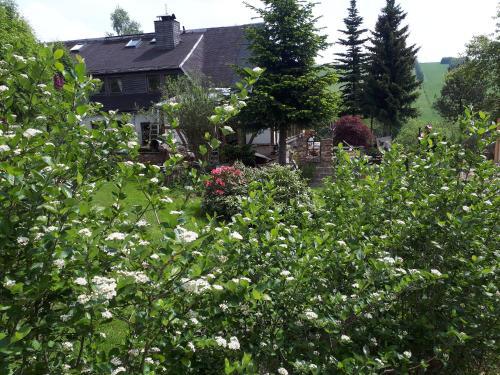 . Ferienwohnung Aronia Garten