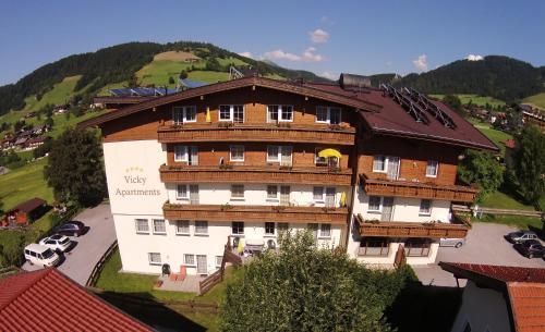 Vicky Apartments Wildschönau-Niederau