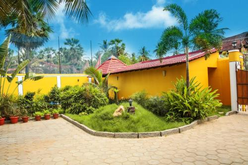 Beach Bungalow at Pondicherry