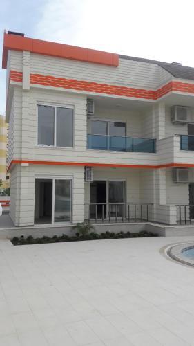 Antalya Esila Park Evleri Residence odalar