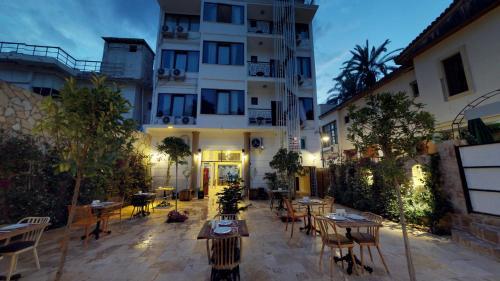 Antalya Patron Hotel online rezervasyon