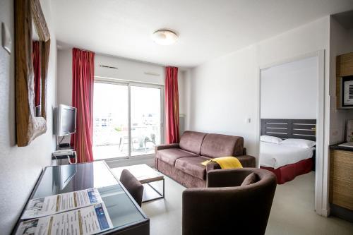 HotelAppart Hôtel Le Liberté Vannes Centre-Ville