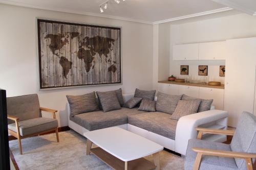 PRECIOSO APARTAMENTO EN EL CENTRO - MAX. 6 PERSONAS - Apartment - Ezcaray