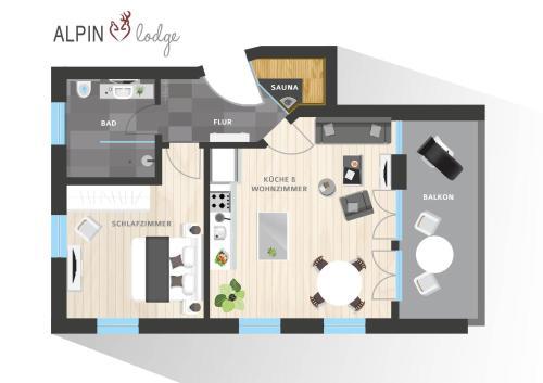 Alpin Lodge - Apartment - Oberstdorf