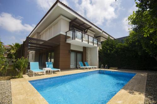 book Belek Luxury Villa Evre - 4