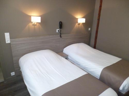 Hotel De Senlis Двухместный номер с 2 отдельными кроватями