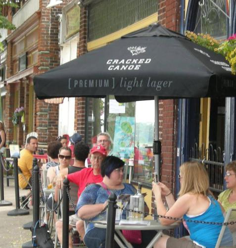 . Canalside Restaurant, Inn & Kitchen Store