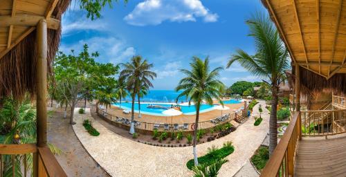 Hotel Isla Del Encanto In Colombia
