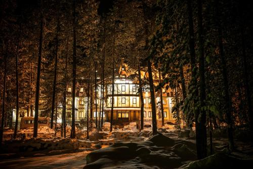 Accommodation in Buryatia