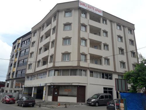 Bostancı Sanli Suite Apart adres
