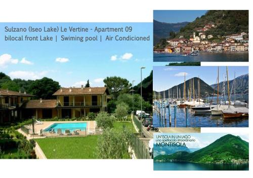 . Sulzano Iseo Lake Apartments